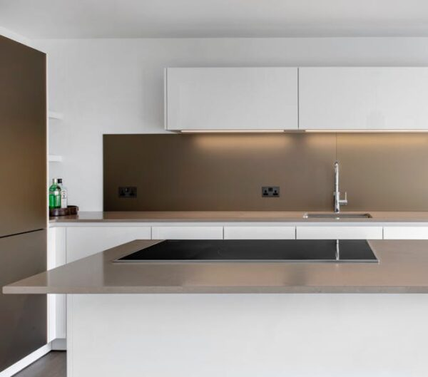 Indoor kitchens