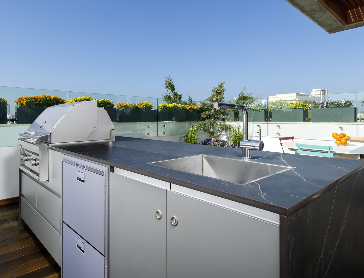 Outside use kitchens  - cocina exterior 3 44