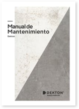 Dekton Surfaces: Design, Quality and Versatility  - manual mantenimiento 1 80