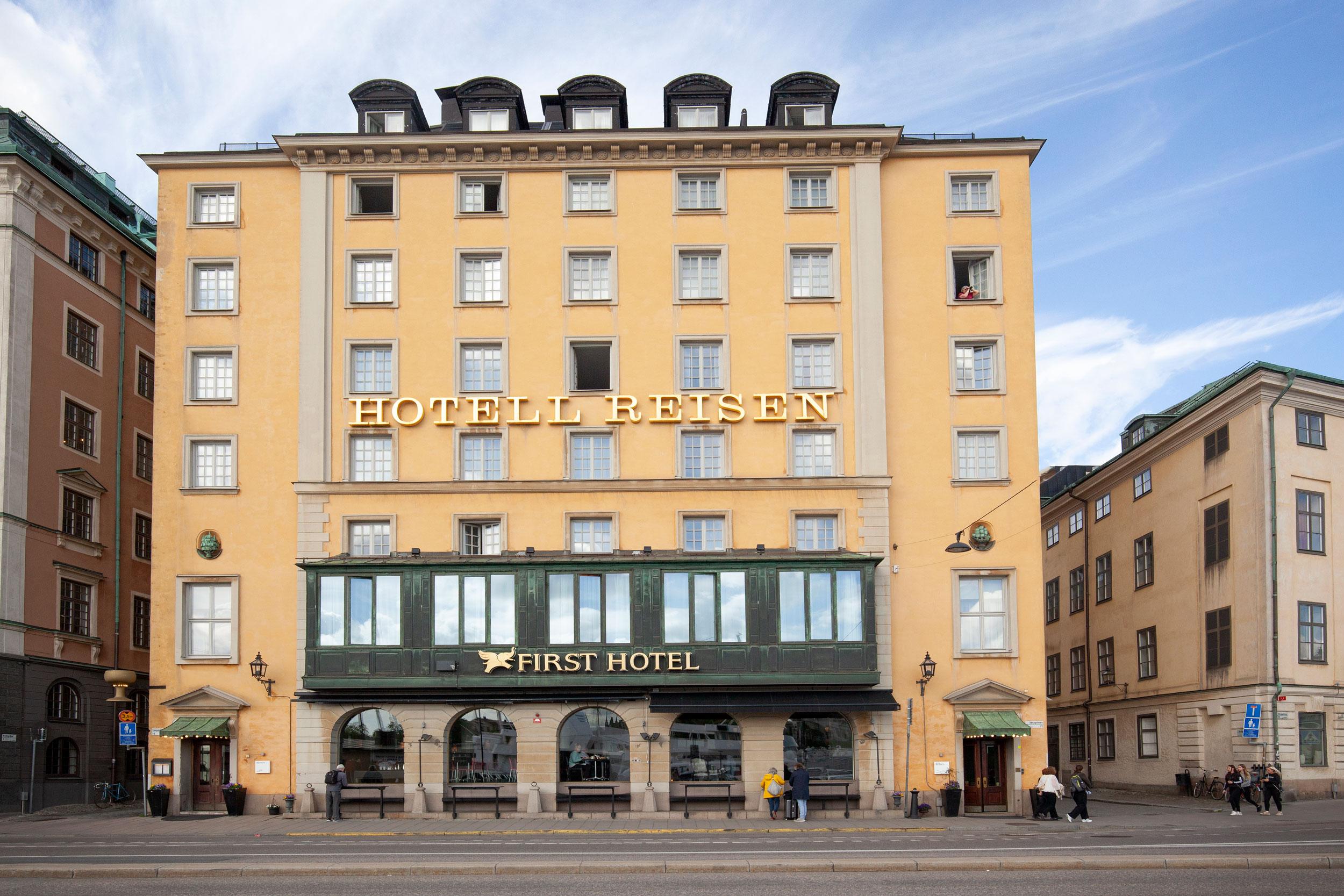 Hotel Risen  - 0 Exterior hotel 42
