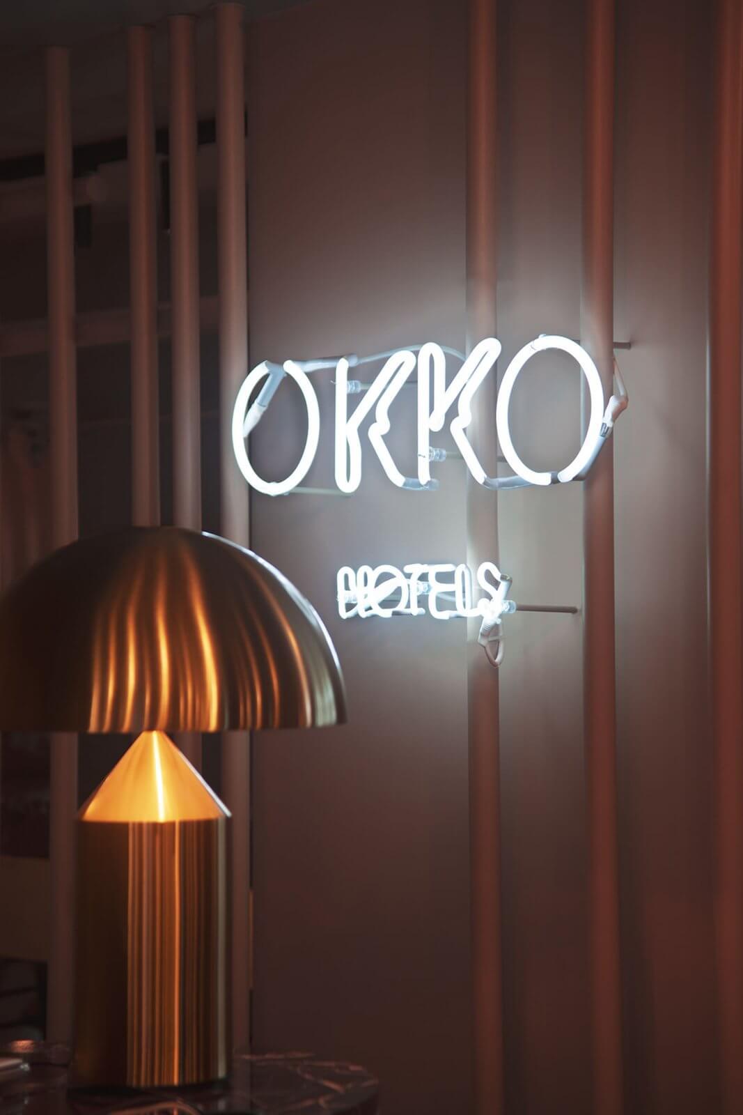 Okko Hotel Gare de l'Est  - 1 2 32