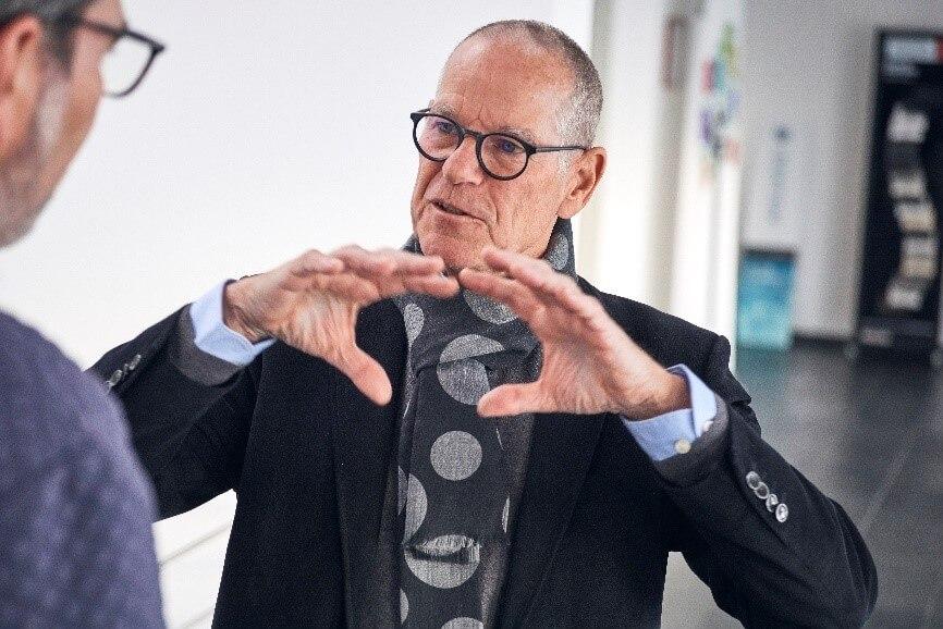 Interview Walter Schelle  - 3 8 36