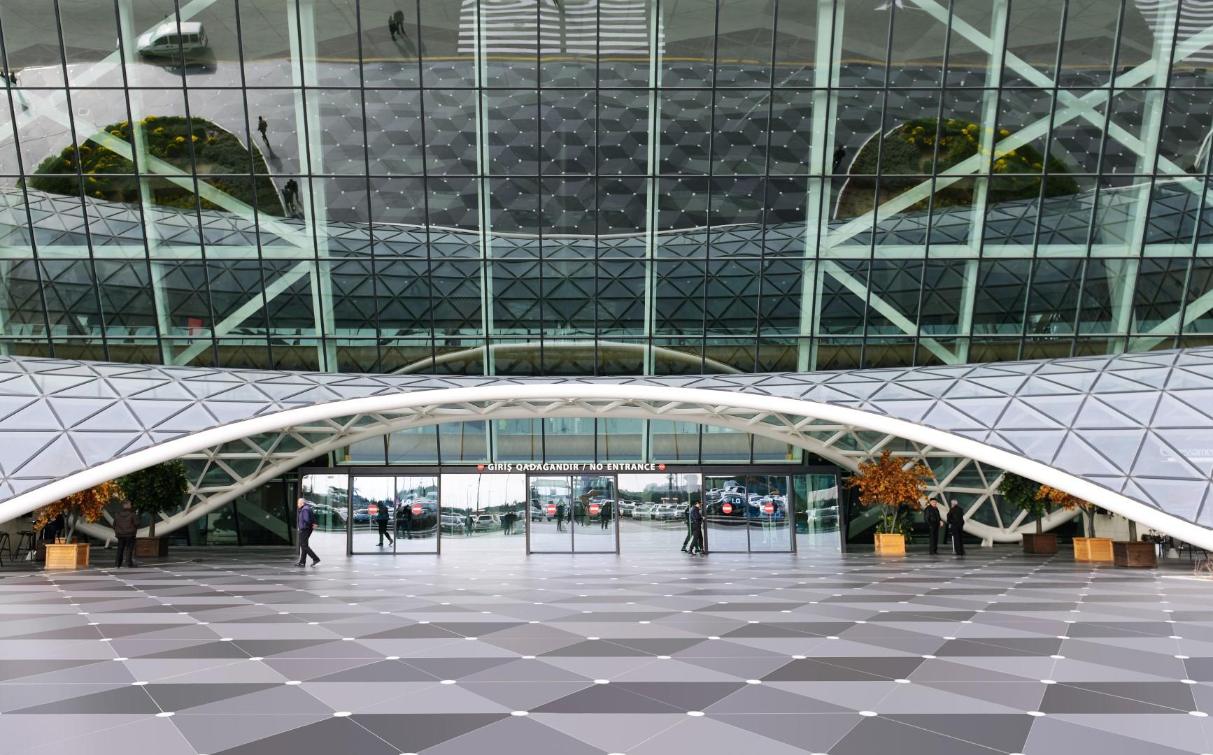 Baku Airport  - Baku airport 4 dekton id 1 59