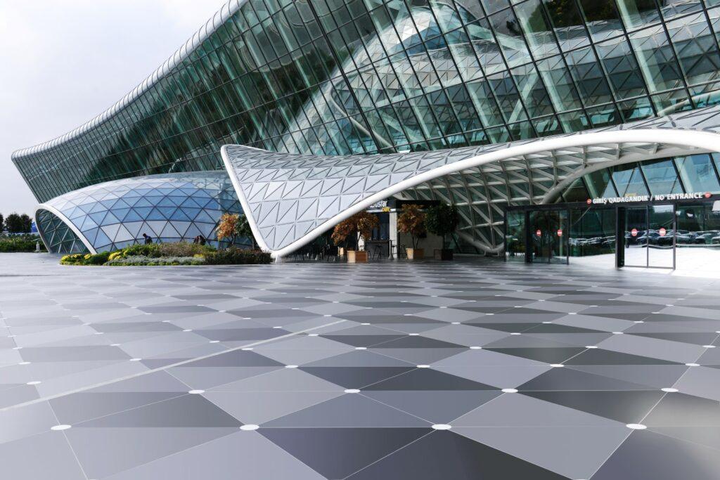 Baku Airport  - Baku airport 6 dekton id 1 116