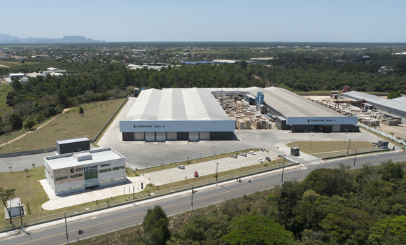 Distribution  - Cosentino Industrial Park Almería Spain 40
