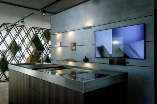 Case Studies Results  - Dekton Wall 1 50