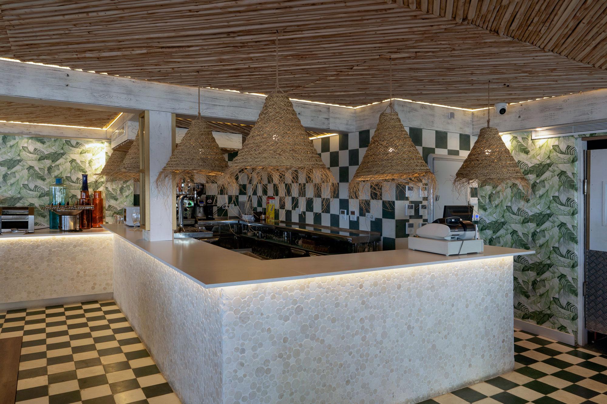 Hotel Mediterráneo  - Hotel Mediterraneo Park 14 Dekton Silestone Piedra Natural Cosentino 59