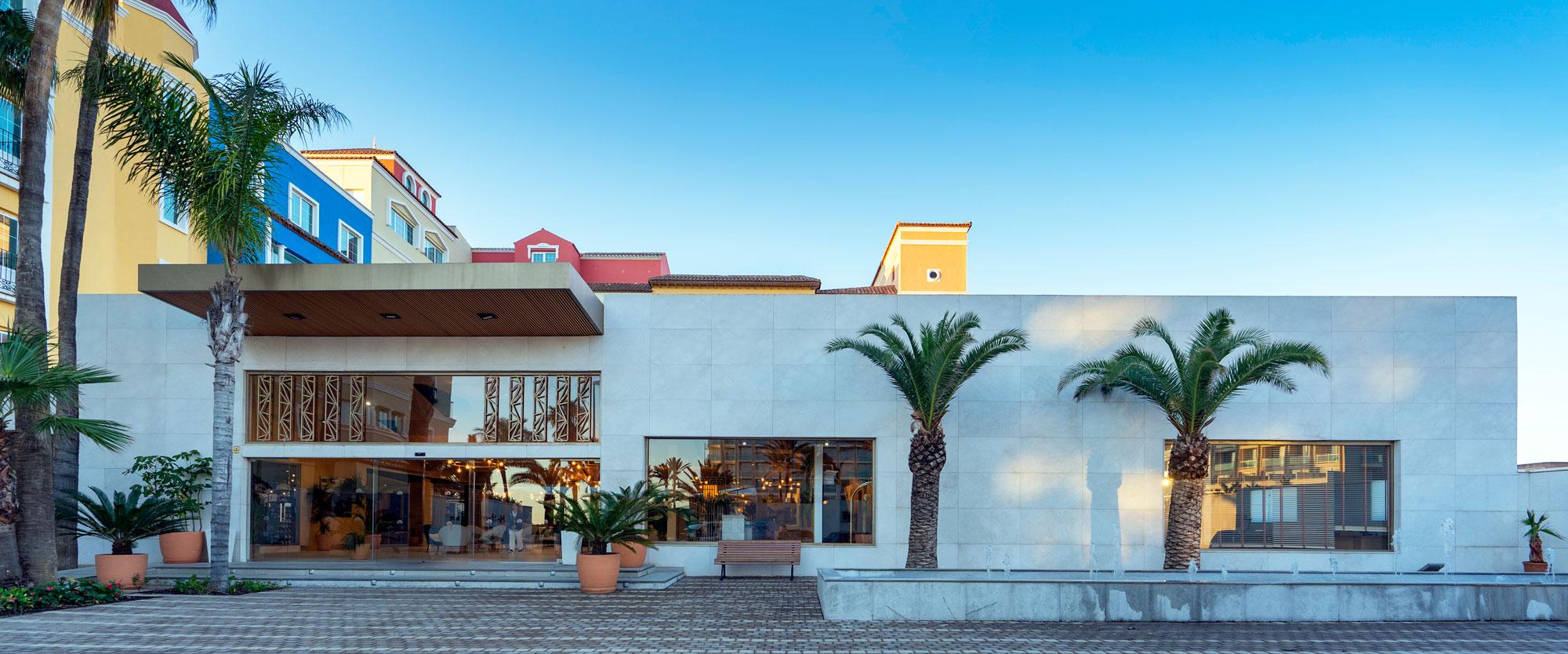 Hotel Mediterráneo  - Hotel Mediterraneo Park 2 Dekton Silestone Piedra Natural Cosentino 45