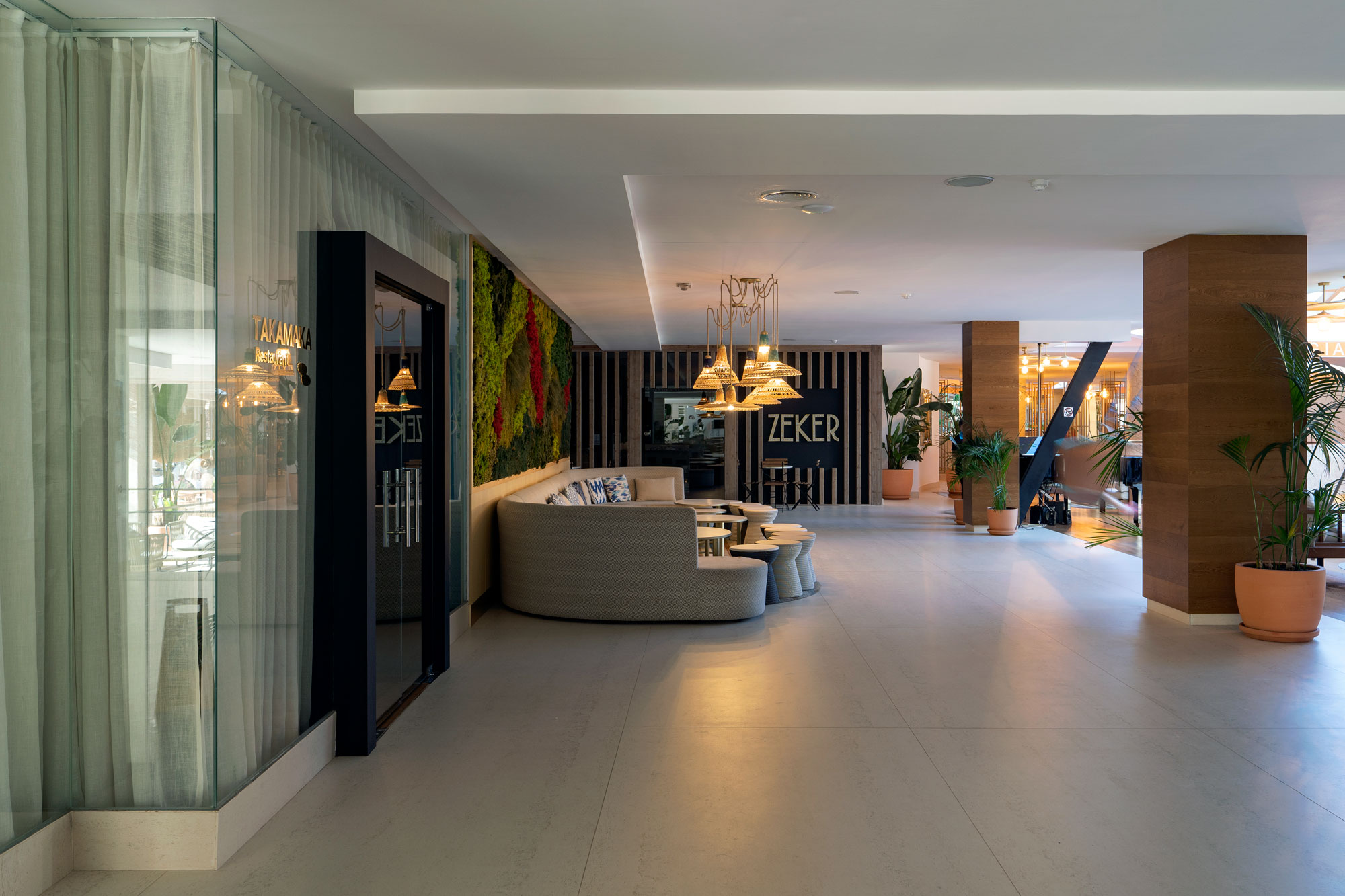 Hotel Mediterráneo  - Hotel Mediterraneo Park 3 Dekton Silestone Piedra Natural Cosentino 186