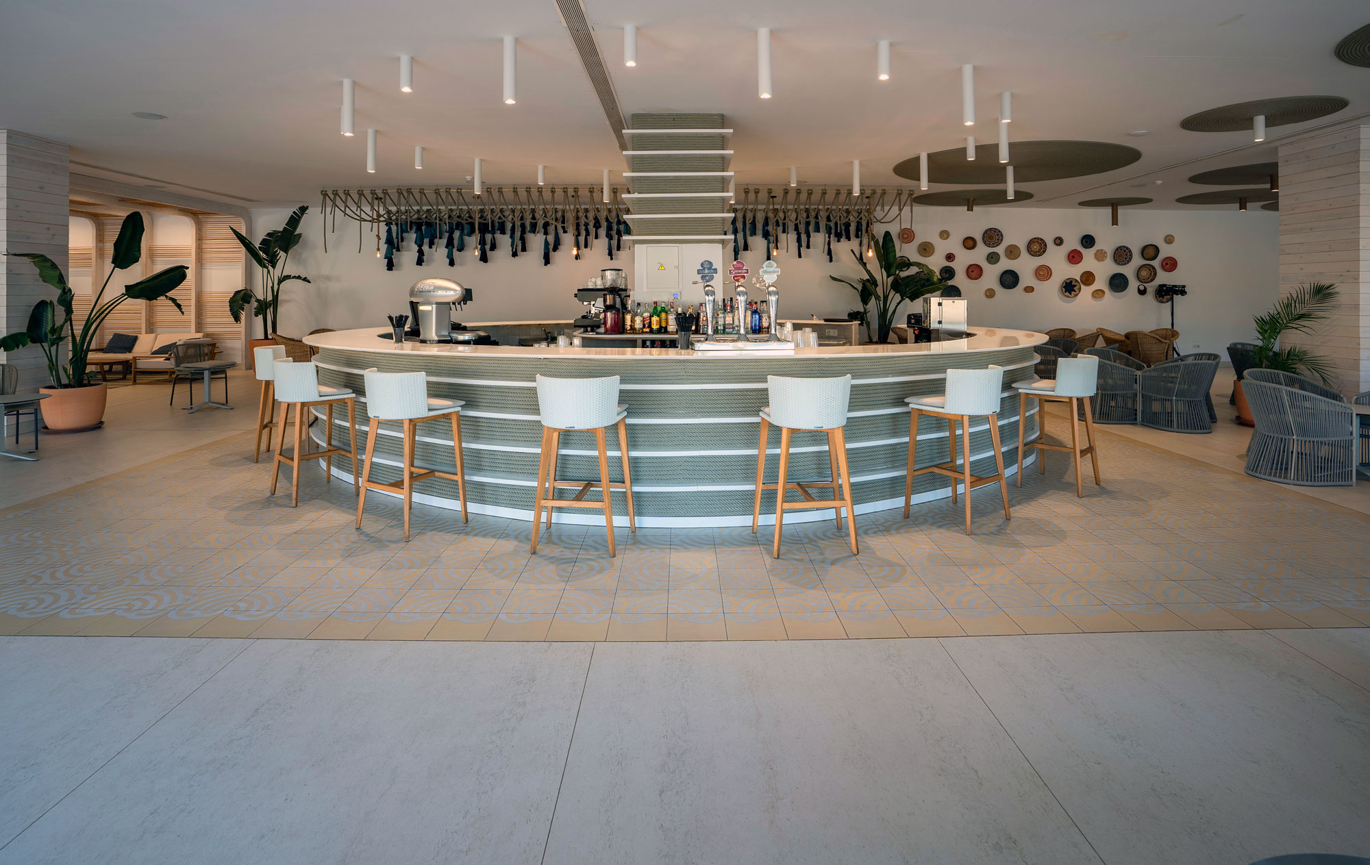 Hotel Mediterráneo  - Hotel Mediterraneo Park 7 Dekton Silestone Piedra Natural Cosentino 190