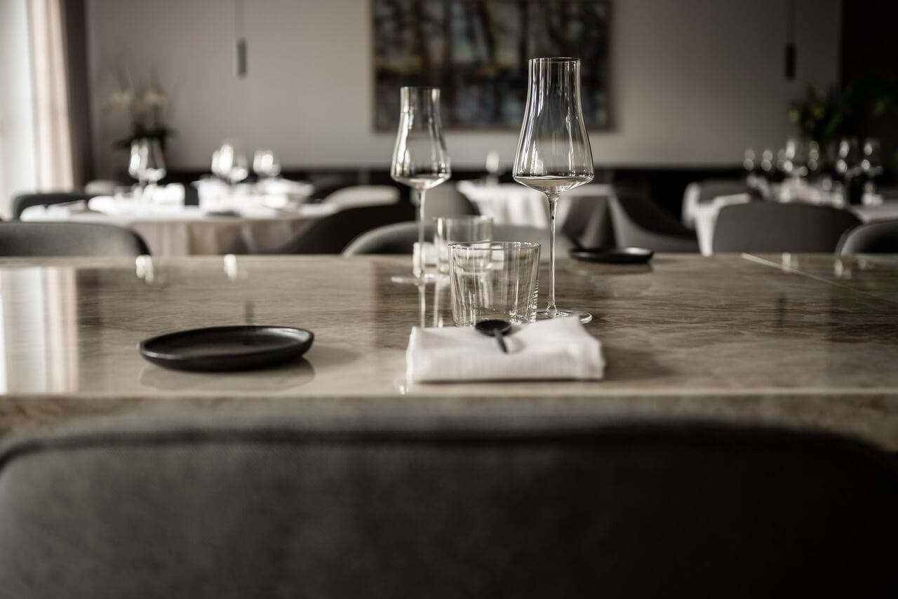 Alma restaurant  - Restaurant alma Dekton 22 50
