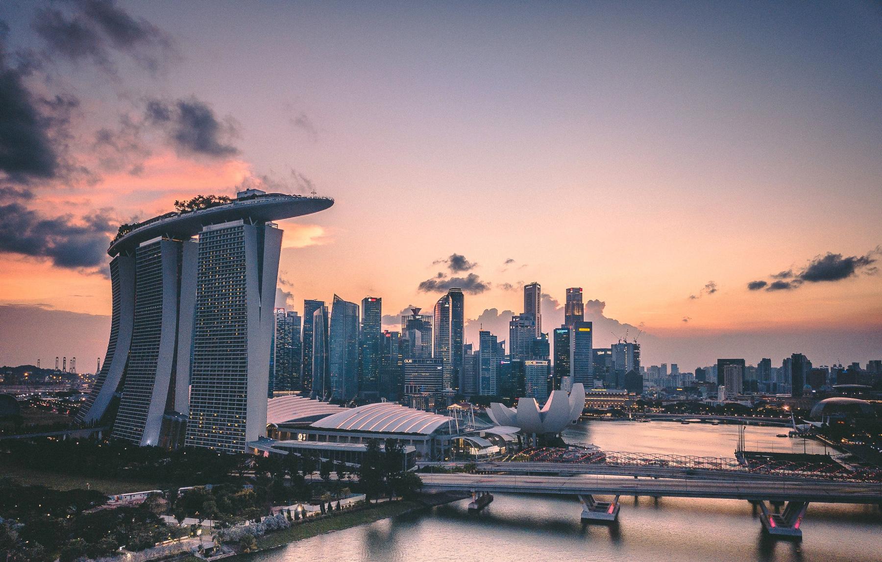 Singapura  - Singapore 1 54