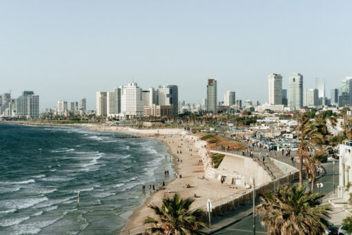 Montreal  - Tel Aviv 1 36