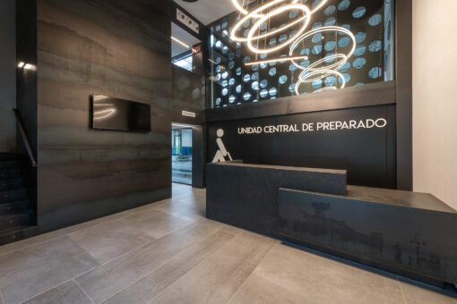Inspirational projects  - Unidad Central de Preparado ONCE 05 56