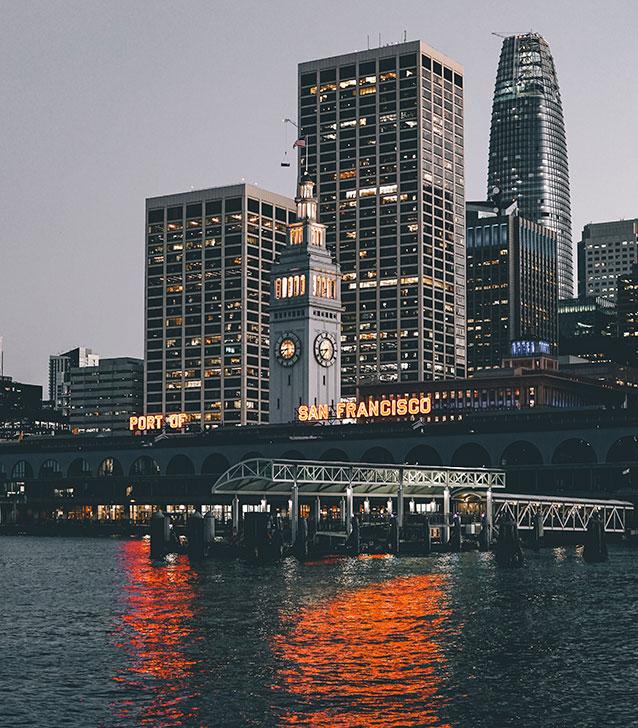 San Francisco  - San Francisco 54