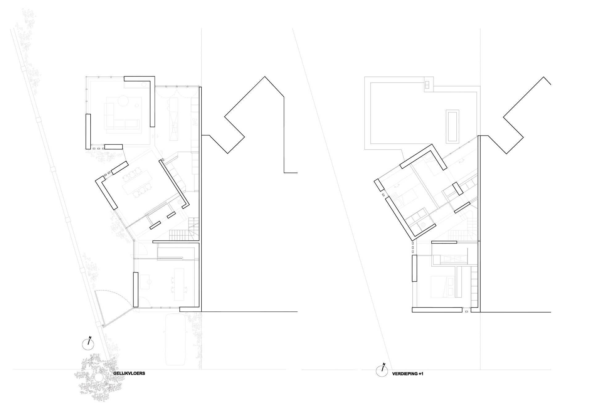 House L-C  - 10 plantas 58