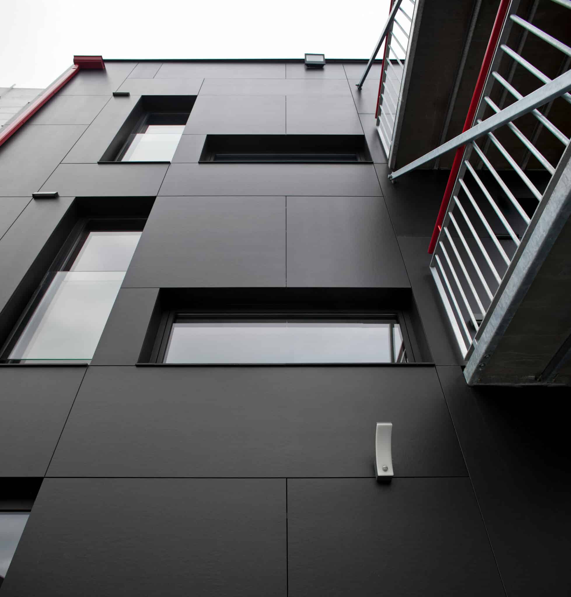 Arteixo Residential  - Arteixo Dekton facade 10 38
