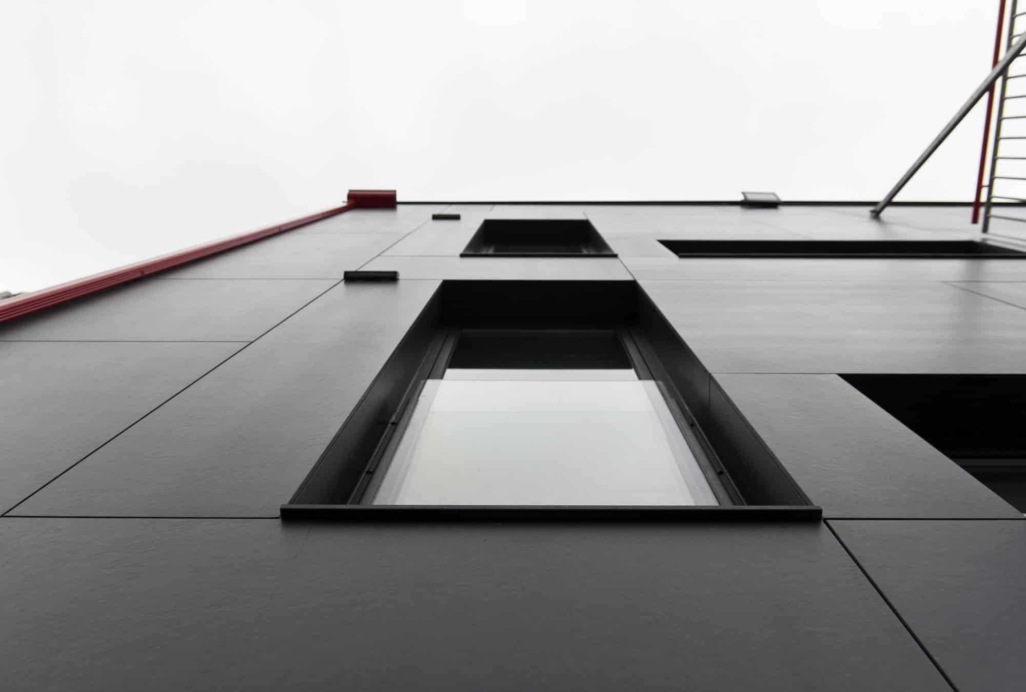 Arteixo Residential  - Arteixo Dekton facade 8 40