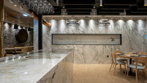 The wall  - Taberna Anorga Dekton 1 41