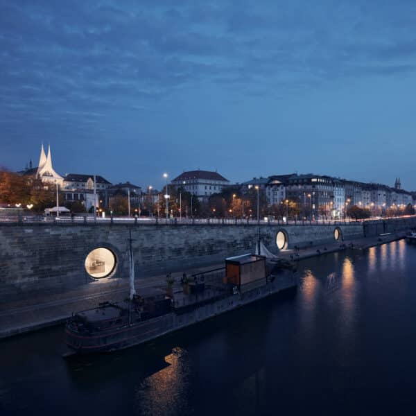 Revitalization of Prague's Riverfront